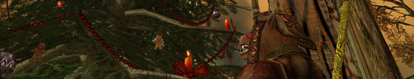 Christmas in Darkfall